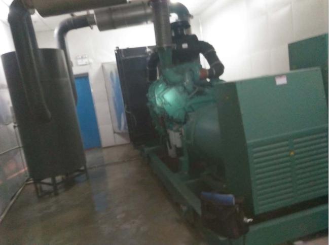 Instruction for Diesel Generator Set Installation