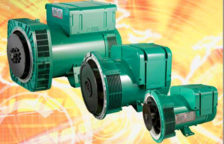 Leroy-Somer Low Voltage Alternators - 4 Pole Installation and Maintenance
