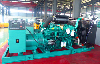 What System Does Diesel Generator Set Consist of