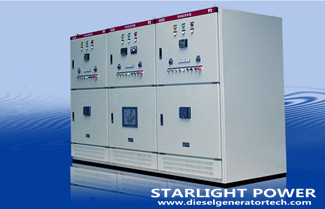 Maintenance for Generator Power Distribution Cabinet