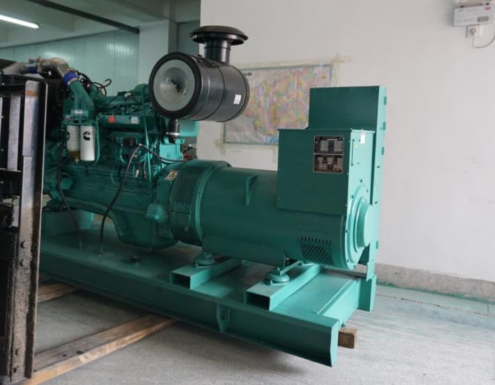 PT Fuel System of Cummins Diesel Generator Set