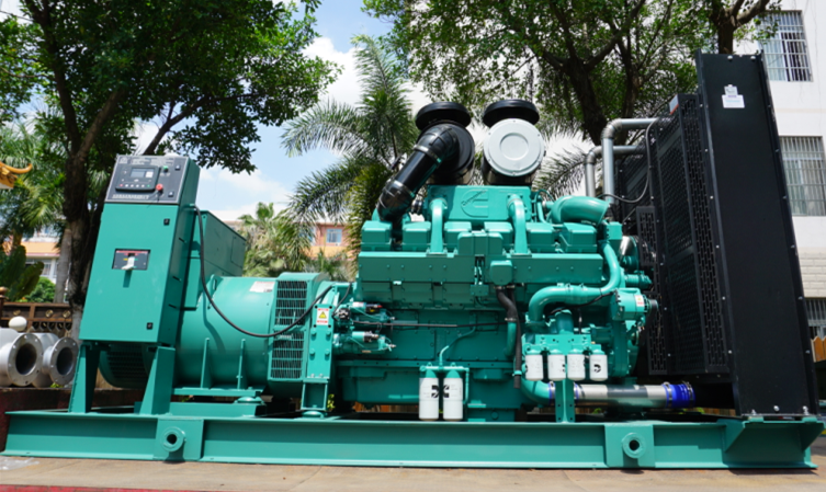 What Is The Price of Cummins Diesel Generator Set
