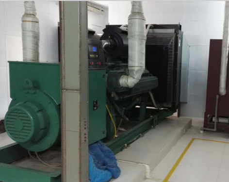 Analysis on Safety Strategy of Diesel Generator Set