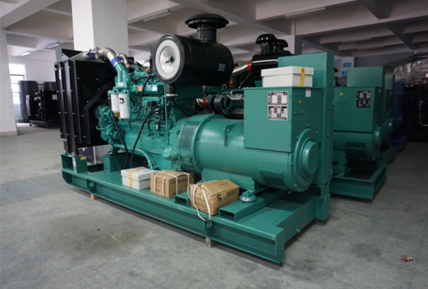 How to Design Monitoring System of Diesel Generator Set