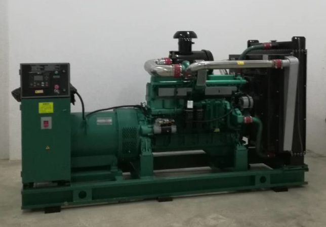 Instructions for Diesel Generator Set Commissioning