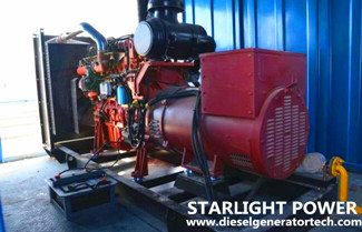 Gas Generator Set Maintenance Tips – Starlight Power