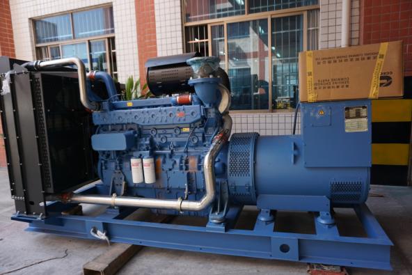 Machining Repair Technology for Diesel Generator Set Parts