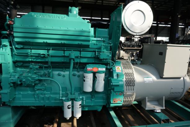 Pressure Machining Repair of Diesel Generating Set Parts