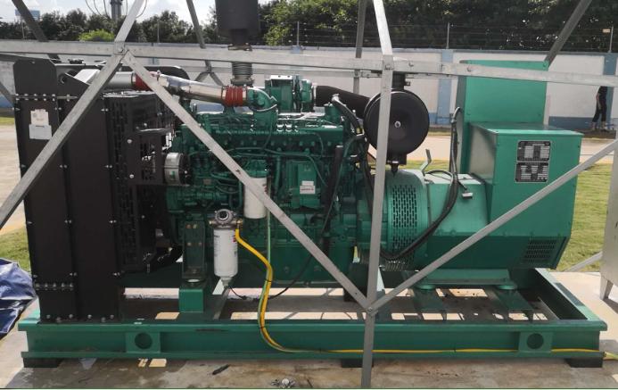 Repair Welding Technology for Diesel Generator Set Repair