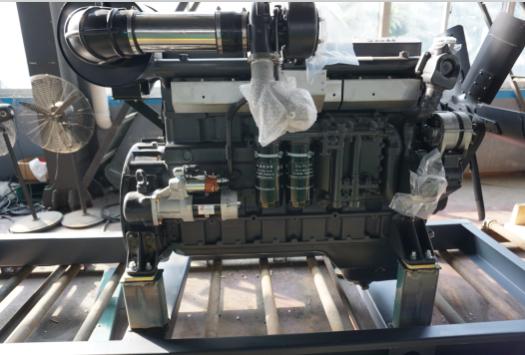 Metallic Spraying Repair Technology For Diesel Generator Set Parts