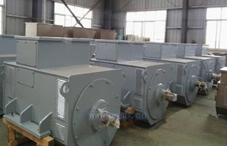 Transport And Storage of Siemens Generator
