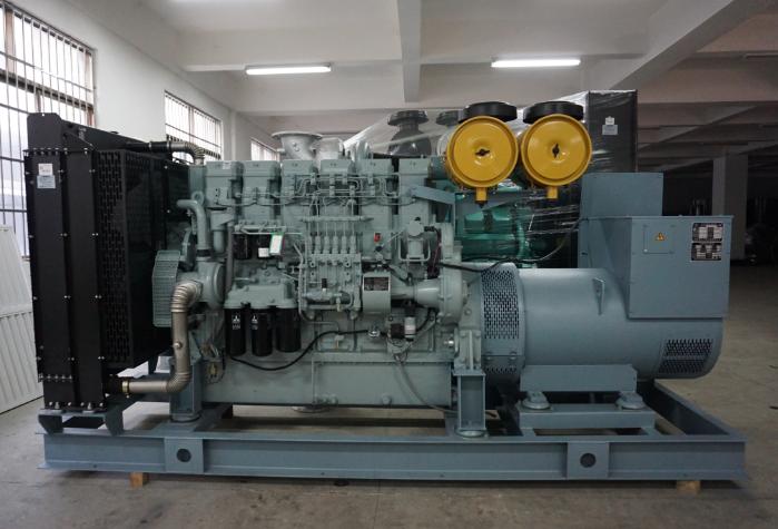 Automatic Control Circuit of Diesel Generator Set