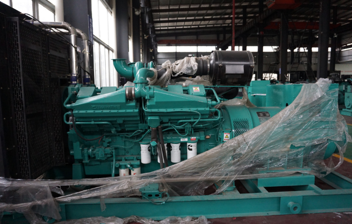 Noise Reduction Principle of Diesel Generator Silencer