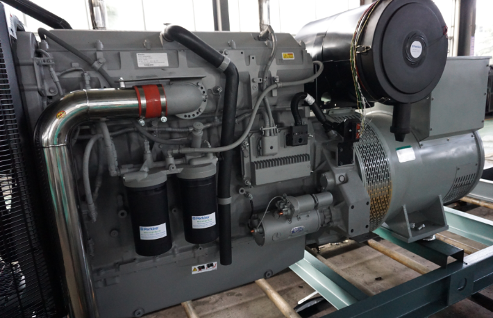 Matching Scheme Between Diesel Generator Set and UPS