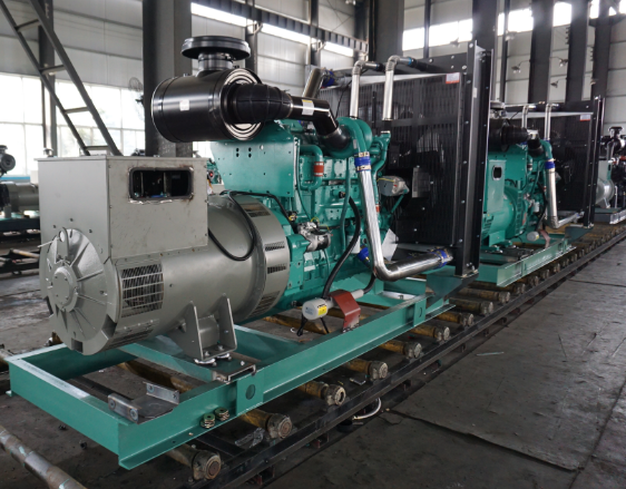 Working Principle of Emergency Generator