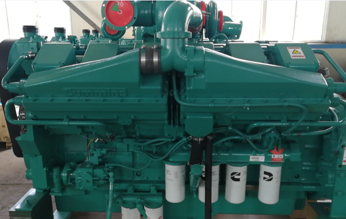 Generator Cooling Water Treatment Precautions