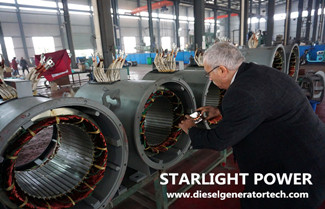 Syrian Customer Visited Starlight Factory