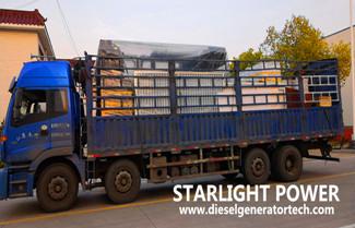 Export 500KW Cummins Diesel Generator to Ethiopia