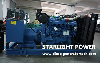 Which Diesel Engine Is Ideal Matching Power For 1000-1800kW Generators?
