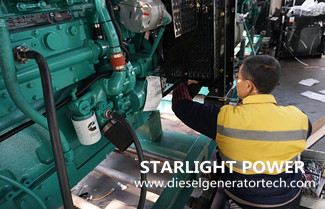 What Are The Maintenance Cycles Of Diesel Generators