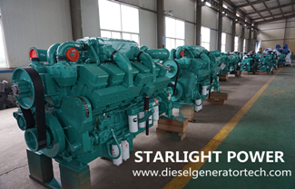 Assembly and Adjustment of Cummins 6BT Series Diesel Engine