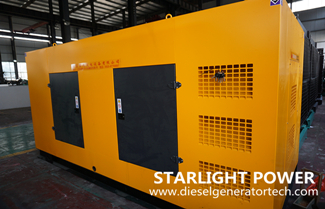What Brand of Diesel Generator Set is Suitable for School Use