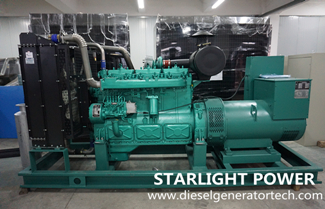 The Causes and Solutions of Diesel Power Generator Set Trip