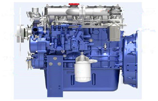 Introduction to Structure and Systems of Weichai Diesel Engine