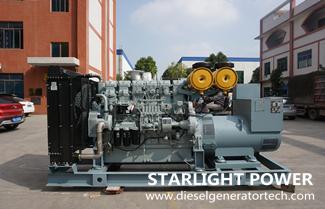 How to Choose Diesel Generator Set in Aquaculture Industry