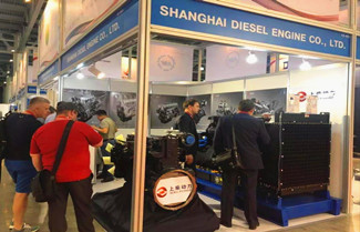 Shangchai Shows Its Product Strength at Russia CTT Exhibition 2019