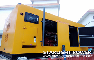 Is It Better to Let a Perkins Diesel Generator Set Idle?