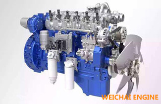 Failure Causes and Solutions of Weichai Generating Engine
