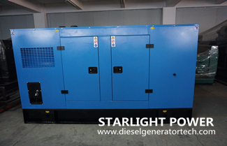 The Overload Operation of Diesel Generator Set