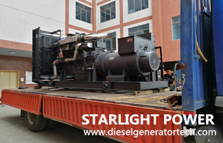 Monthly Cleaning and Inspection of Deutz Diesel Generator in Summer