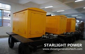 Introduction of Trailer Diesel Generator