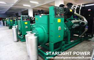 Starlight Ricardo Diesel Generator Sets Are Favored Overseas