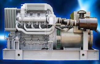 Operating Conditions of Deutz Diesel Generator Engine