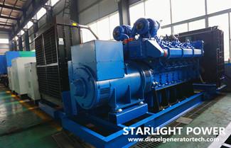 1000KW Yuchai Diesel Generator Engine YC6C1660-D30 Technical Data