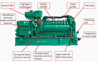 Introduction to Cummins Gas Generator Set – Cummins Jardine Energy
