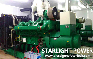 Design Diesel Generator Room for Optimum Performance