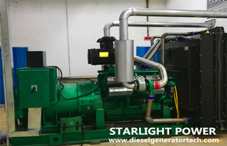 How to Start, Operate and Stop Diesel Generator Set