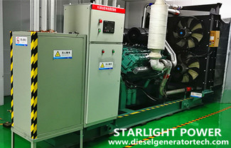 Generator Set Cooling System Maintenance
