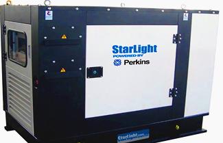 500KVA Perkins Generator 2506C-E15TAG2 Technical Parameters