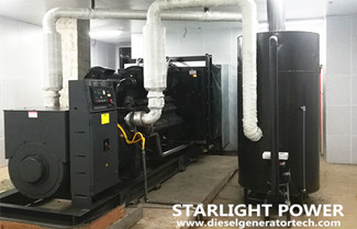 Diesel Generator Maintenance Plan