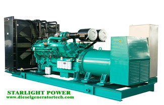 Sudden Short Circuit of 500kw Diesel Generator Set
