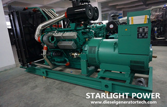 Is Emission Stage Important For Ricardo Diesel Generators