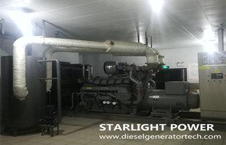 Three Kinds of Blockage Faults In Perkins Diesel Generator