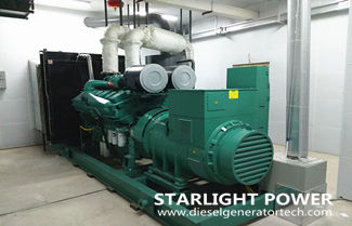 How to Choose Power Generator for High Rise Building