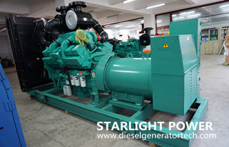 Can We Benefit From Reactive Power of Diesel Generator