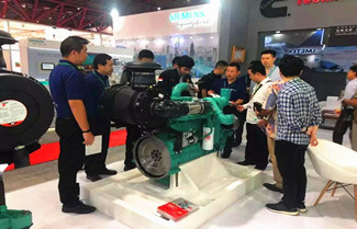 Cummins Power Unveiled at Indonesian Electric Power Show